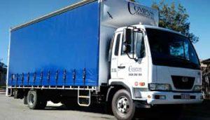 Brisbane Freight Transport