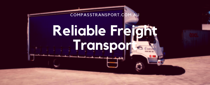 Reliable Freight Transport