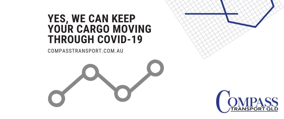 Yes, We Can Keep Your Cargo Moving through COVID-19